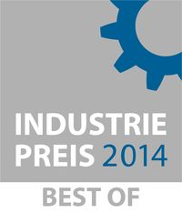 Logo Best of Industriepeis 2014