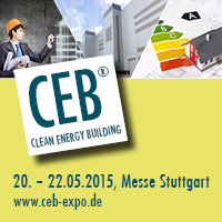 Logo CLEAN ENERGY BUILDING CEB