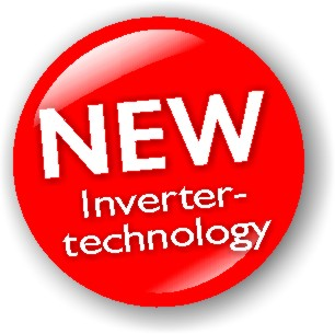 SmartHeat Inverter-Technologie