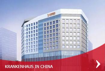 Krankenhaus in China